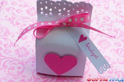 14 февраля подарок маме своими руками
