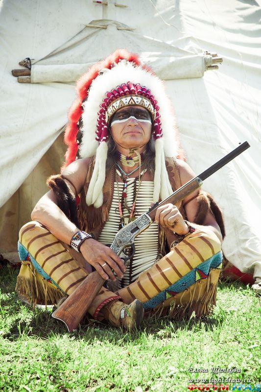 Роуч индейцев своими руками 2