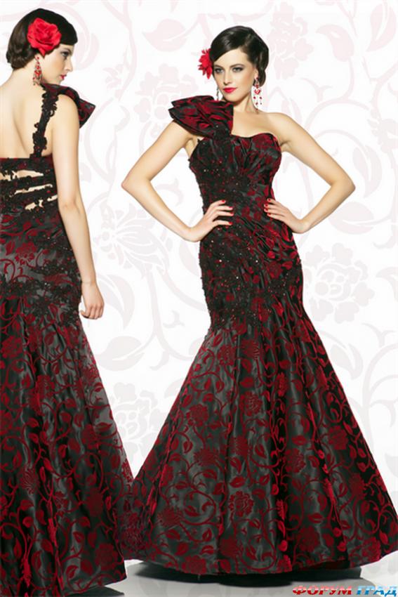 Платье испанский стиль купить
