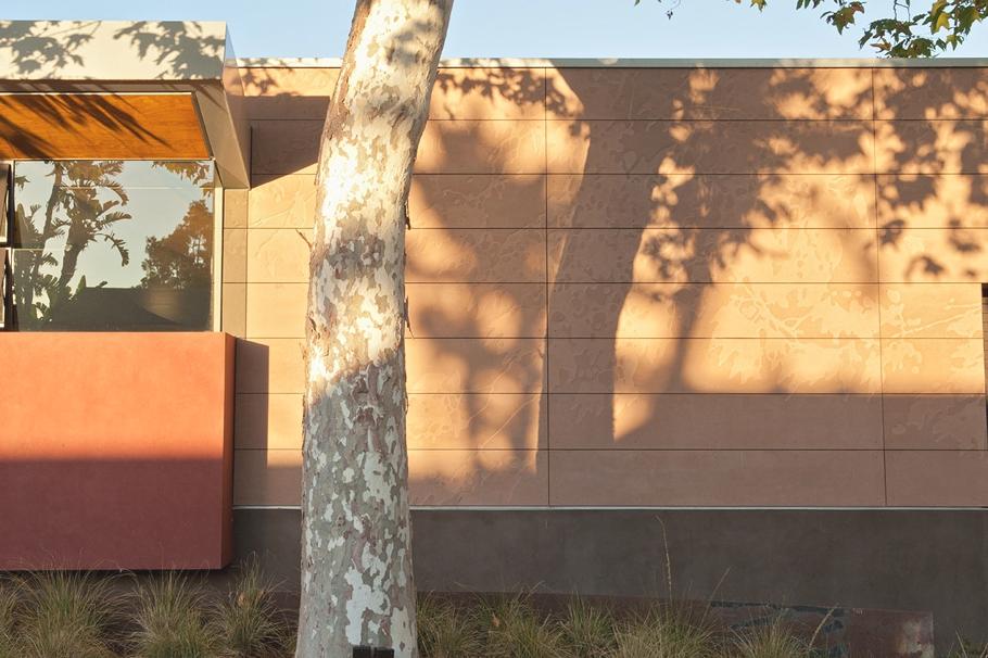 Концептуальный дом Sycamore в Калифорнии