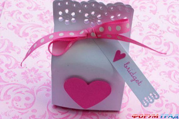 Подарки к дню валентина парню своими руками
