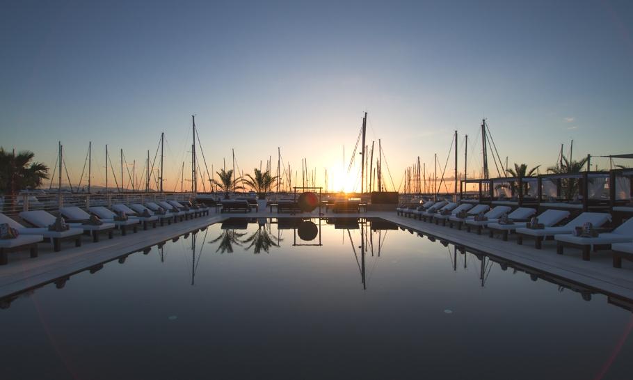 Роскошный курорт Purobeach Oasis del Mar в Италии