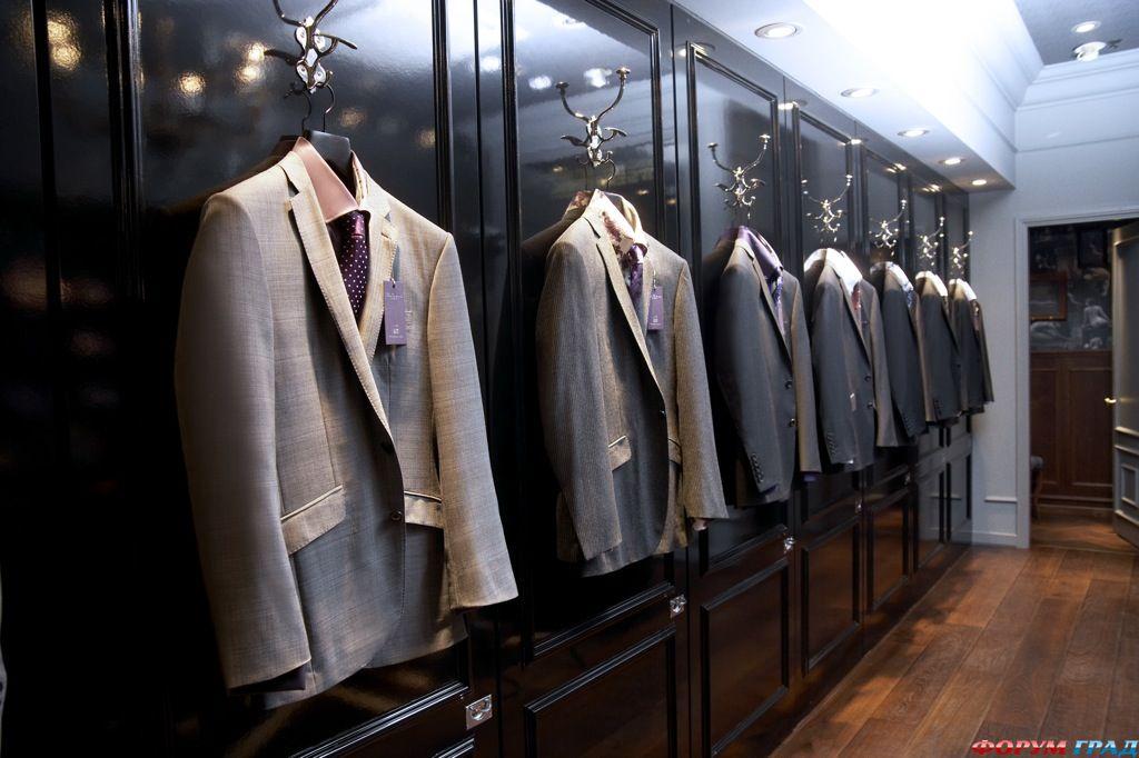 Пошив дизайнерской мужской одежды