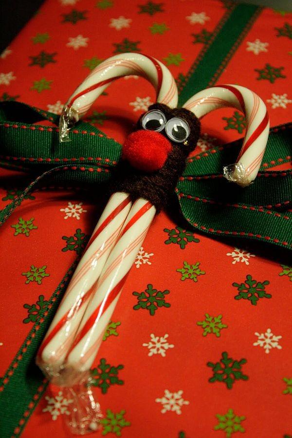 Идея рождественского декора