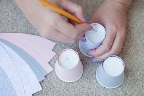 Как сделать Сделать новогодние гирлянды своими руками