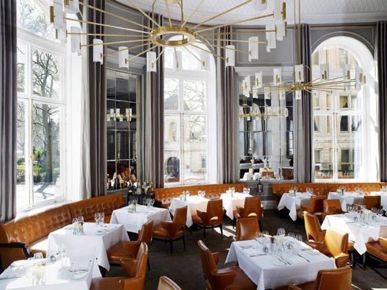 Роскошь фешенебельного отелья ESPA life в Лондоне