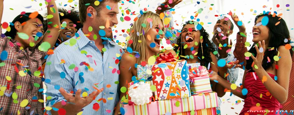 Радости подарков веселых праздников