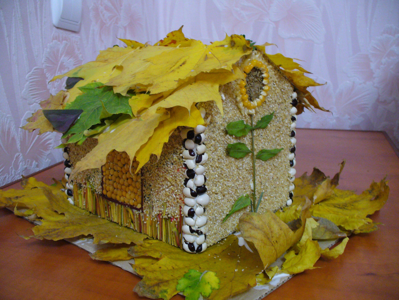Золотая осень поделки своими руками и рисунки 3