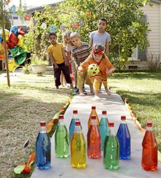 Конкурсы на день рождения смешные на даче