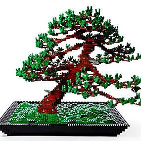 amazing bonsai from lego-01
