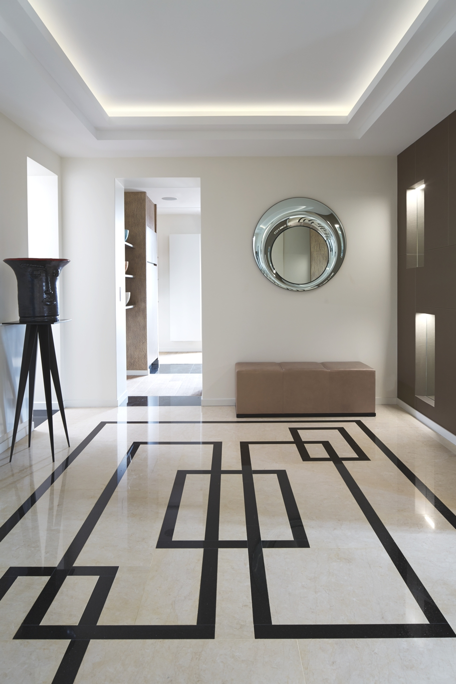 Дизайн интерьера апартаментов в винтажном стиле