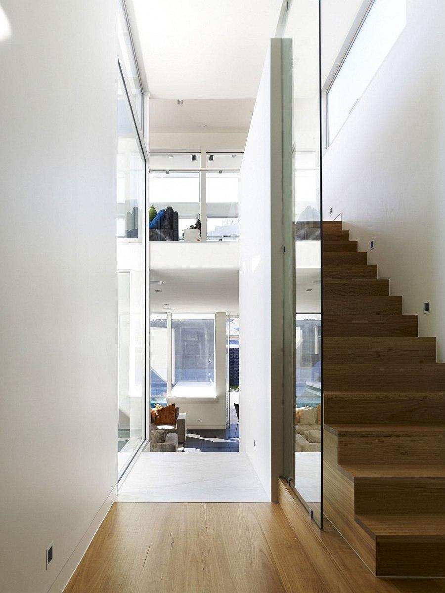 Интересная планировка коридоров
