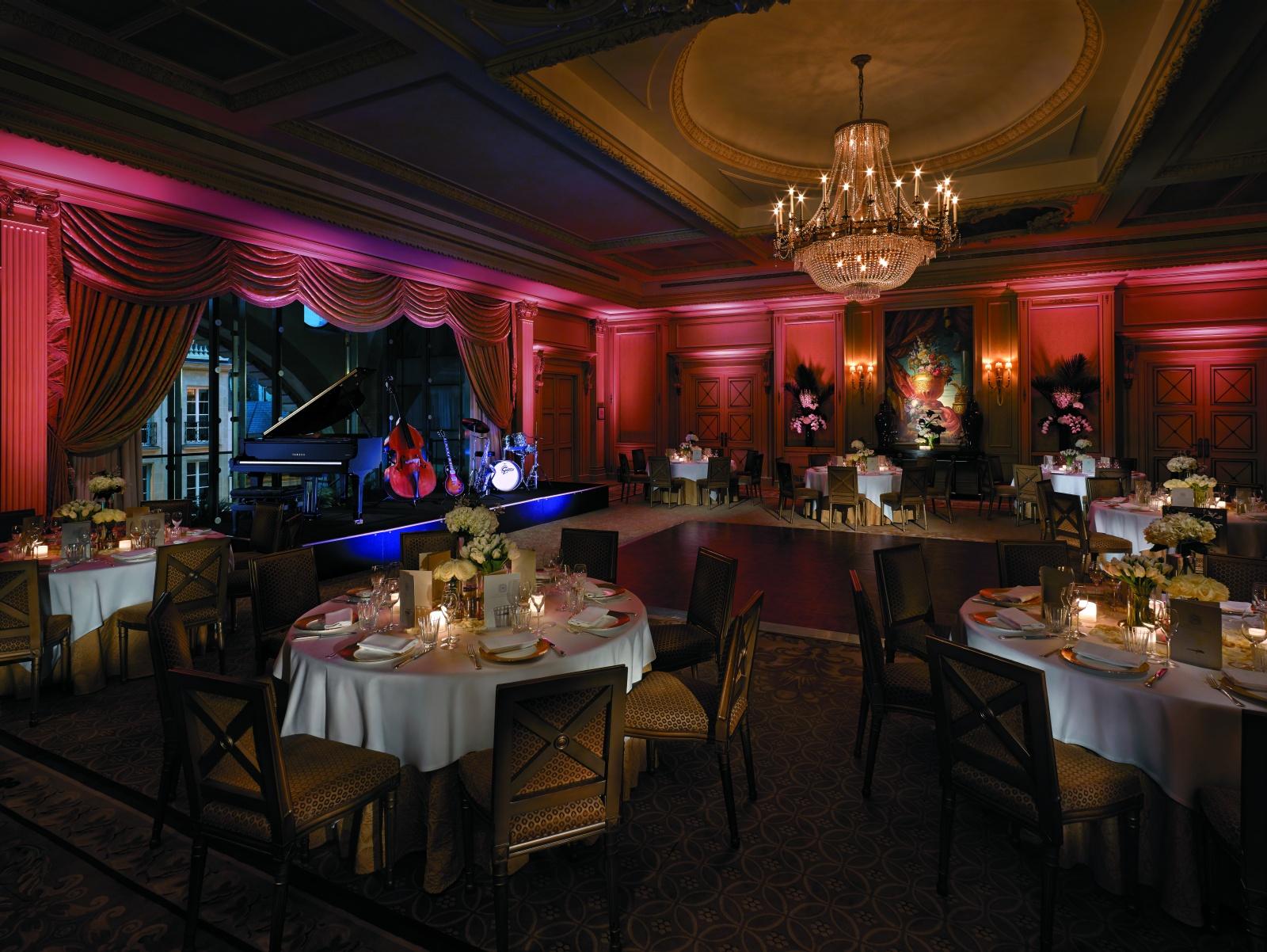 Ресторан отеля Shangri-La