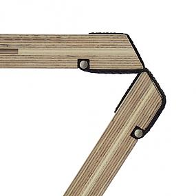 folding bench in modern style-04