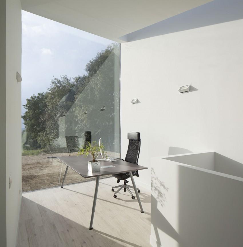 Концептуальный проект одноэтажного дома-«цветка»