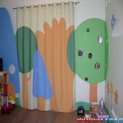 Для уютного дома важна каждая мелочь... - Страница 2 Shtorki-v-detskuyu-06