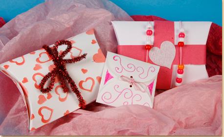 Идеи упаковки подарка ко дню влюбленных - Как подарок нам оформить, как упаковать - здесь различные идеи будем собирать - Форум-