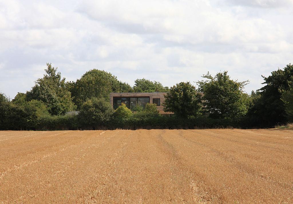 Английские деревенские дома: современная усадьба Meadowview