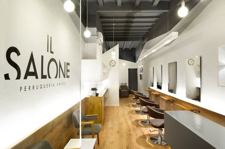 Студия красоты IL SALONE в Барселоне