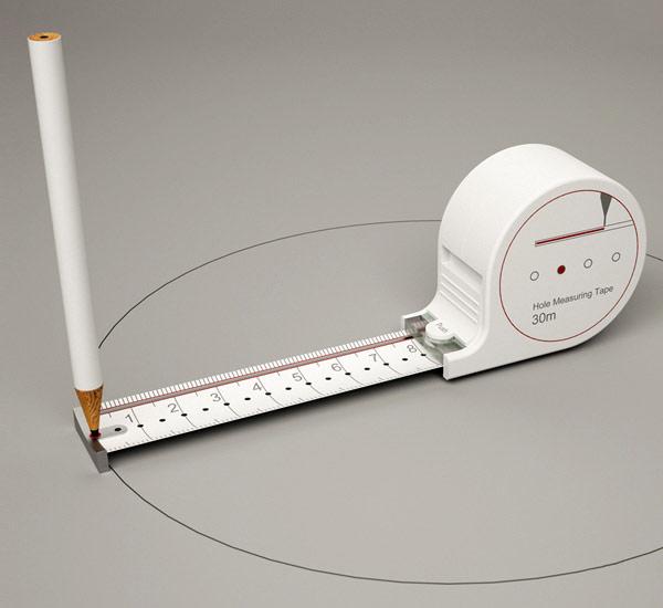 Усовершенствованная измерительная лента