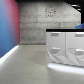 Innvativ Artica Kuchendesign Estudiosat