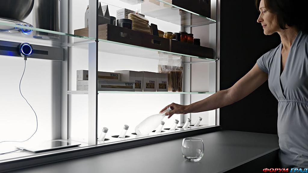 Kuchenschrank Design New Logica System Valcucine Kueche