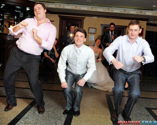 конкурс для свадьбы чтобы познакомить всех гостей