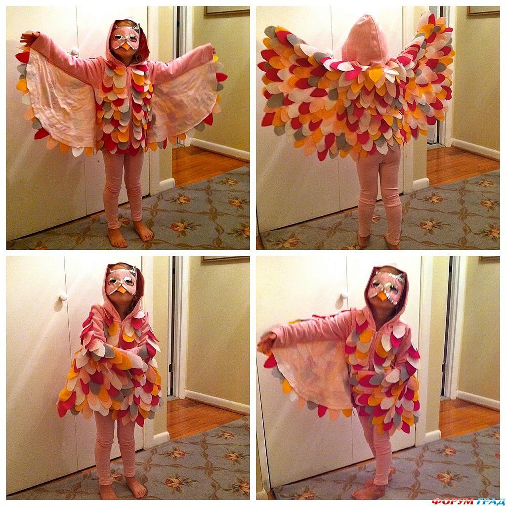 Как сделать костюмы своими руками 12