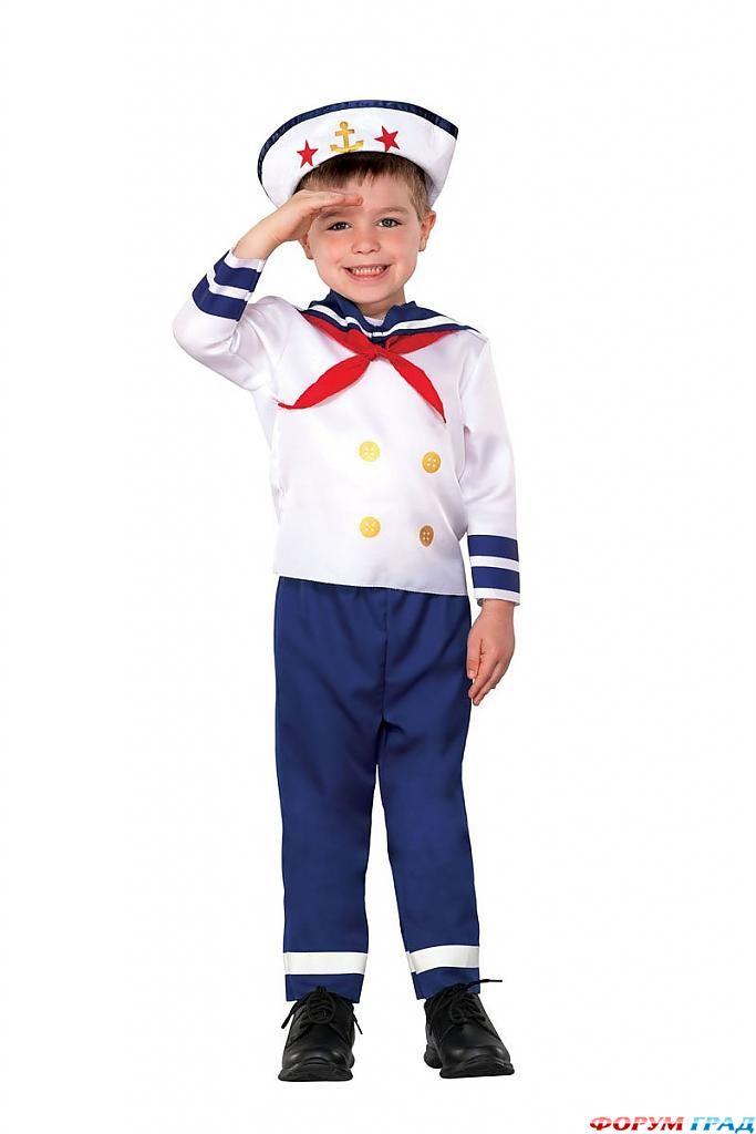 Одежда Моряка Для Детей