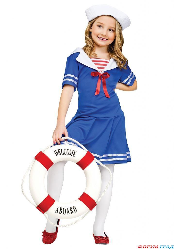 костюм моряка детский своими руками