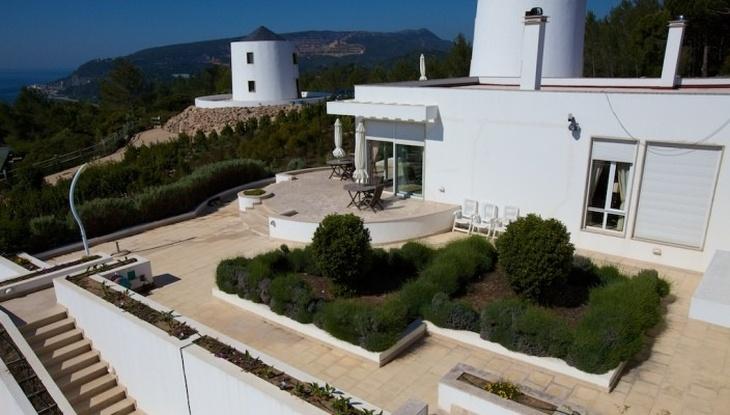 Отель Quinta Dos Moinhos De Sao Filipe, Португалия