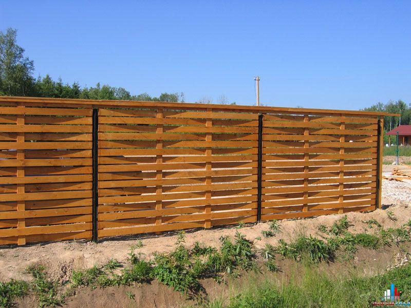 Чтобы сделать забор-плетенку самостоятельно, нужно предварительно разработать его конструкцию, прио.