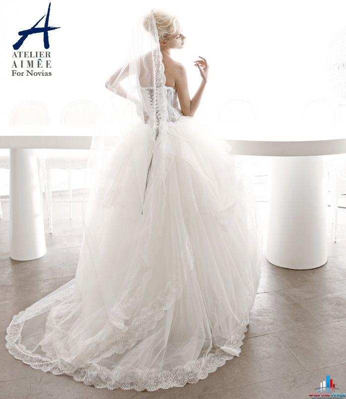 Свадебные платья ольга