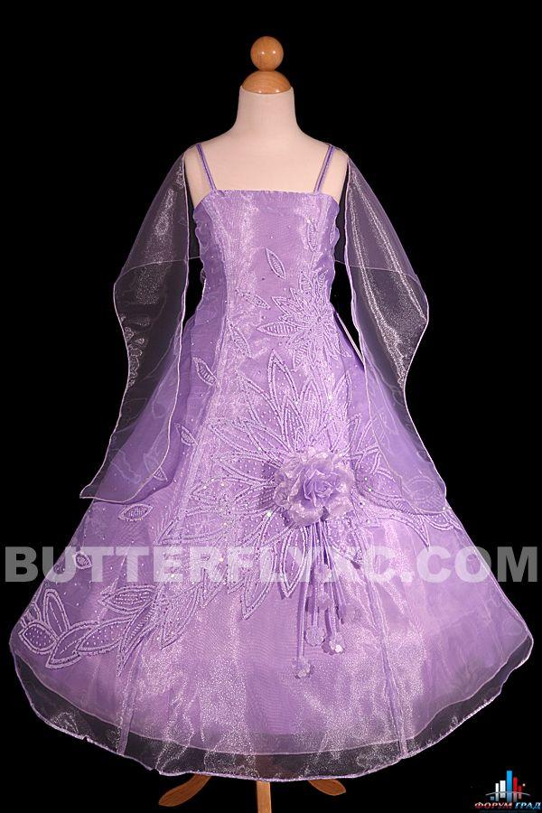 Как сшить бальное платье для девочек 91