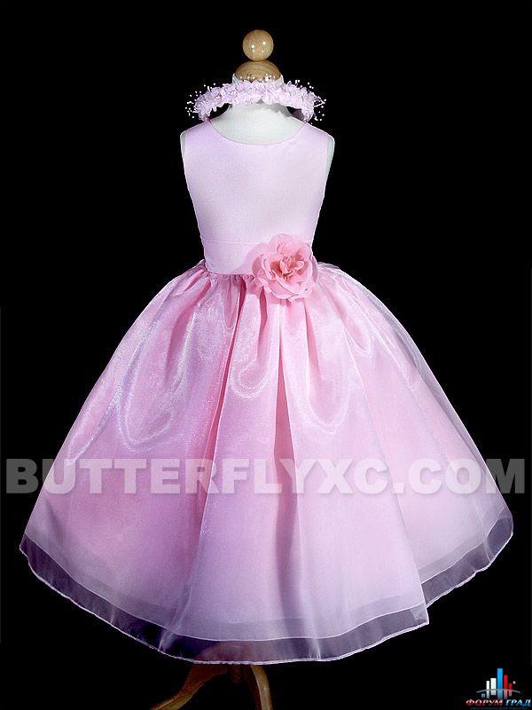 Как сшить платье бальное на девочку 961