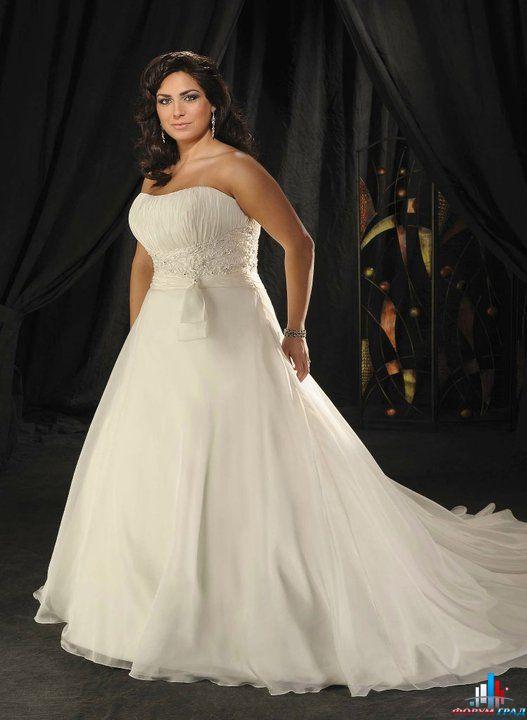 Свадебные платья - 866.