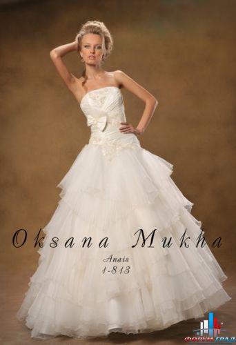 Свадебные платья модельеров