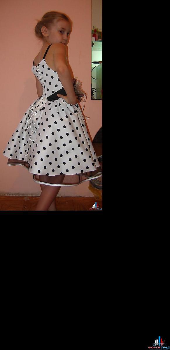 шьем нарядные детские платья фото