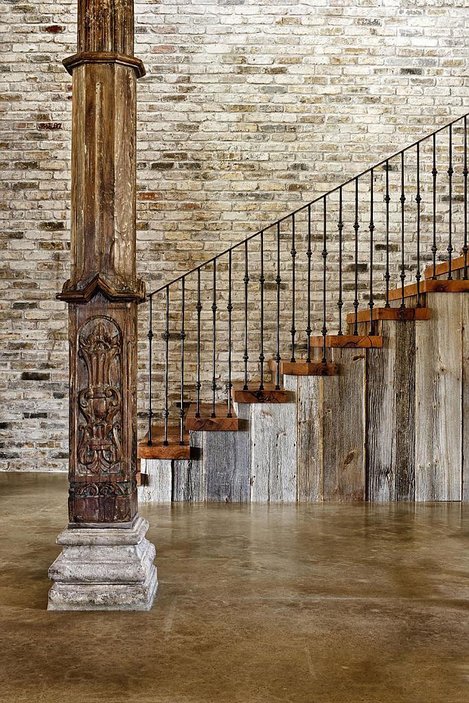 Интерьер дома в американском стиле: классическая красота техасского ранчо