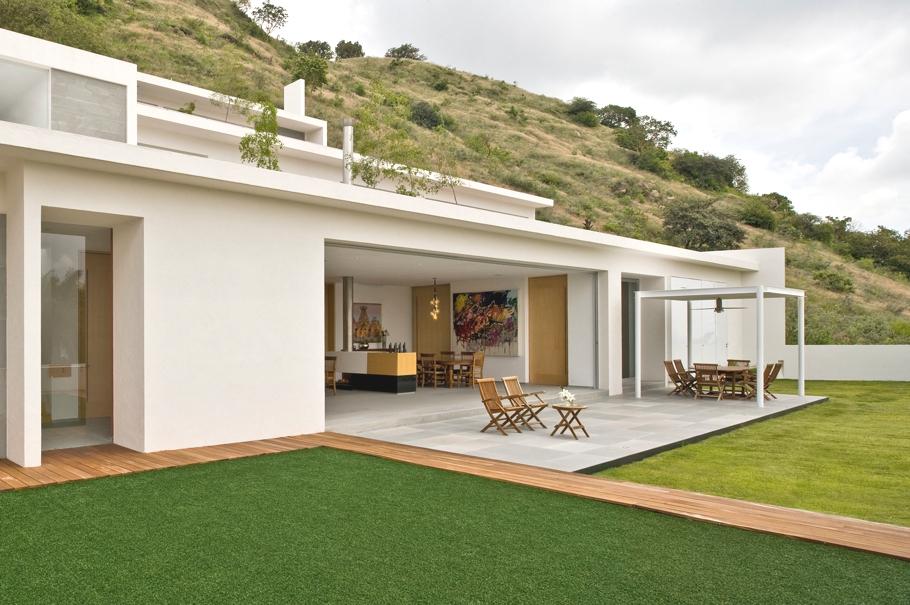 Проекты быстровозводимых домов для южных широт
