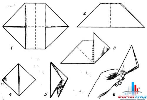 Оригами как сделать из