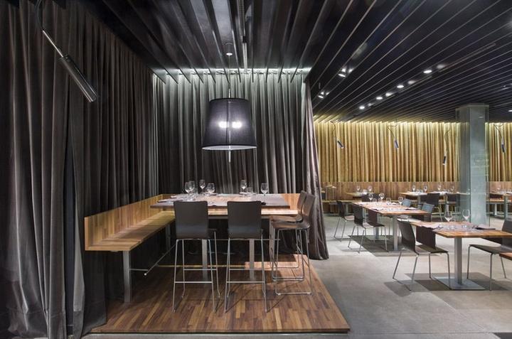 Ресторан El Mercao в Испании