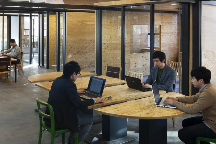 Дизайн офиса HUB от Hyunjoon Yoo Architects (Сеул, Южная Корея)