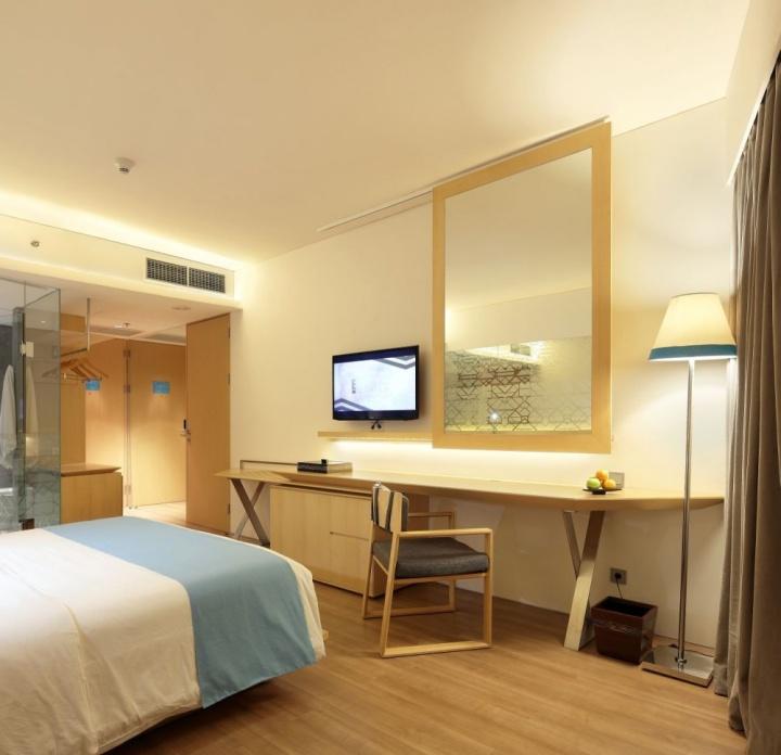 Дизайнерский отель Ize на острове Бали