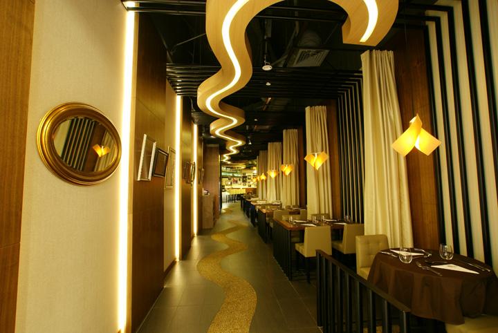 Японский Steak House в Сингапуре