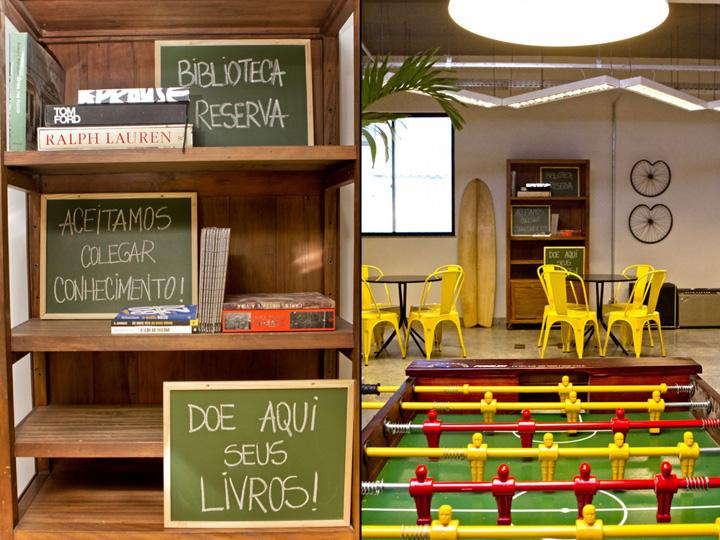 Штаб-квартира Reserva, Рио-де-Жанейро, Бразилия