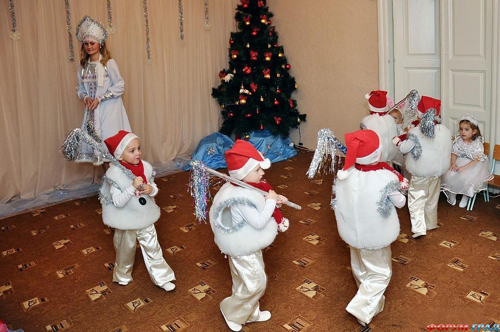 Сценарий для нового года для детей и взрослых дома