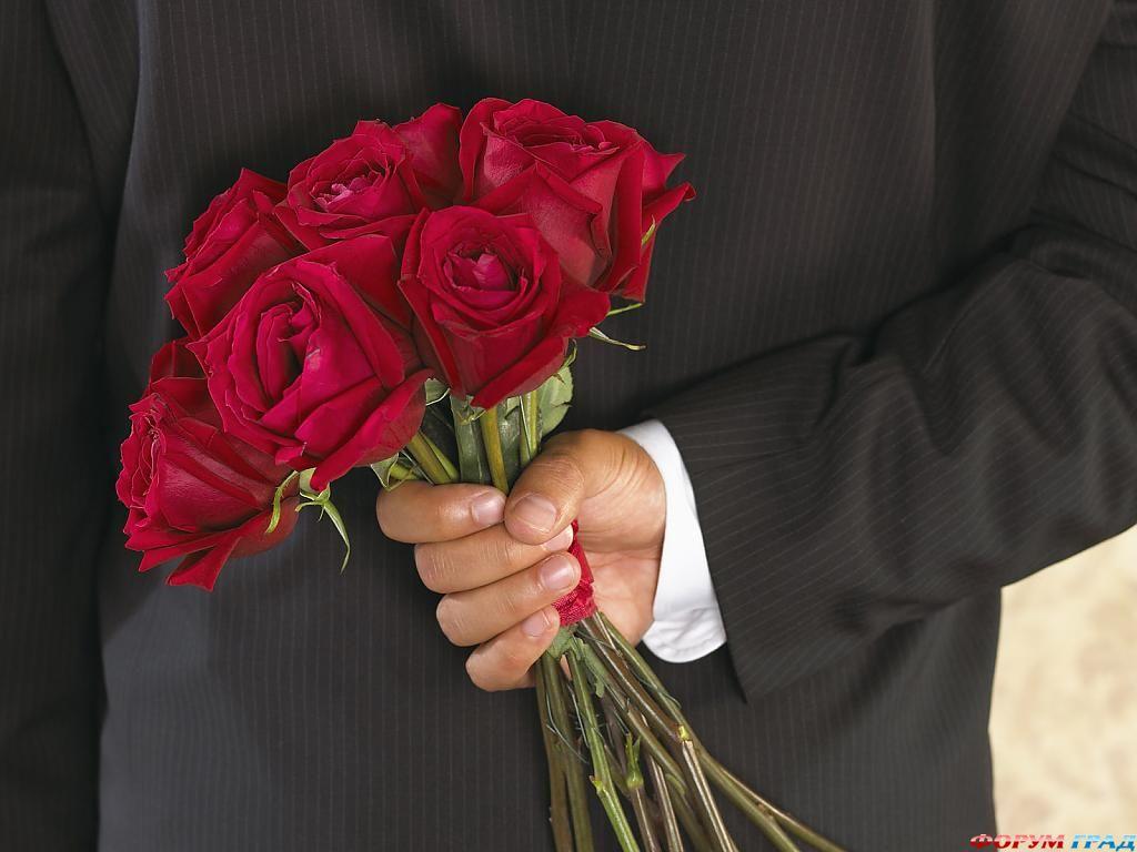 Картинки дарите женщинам цветы 5