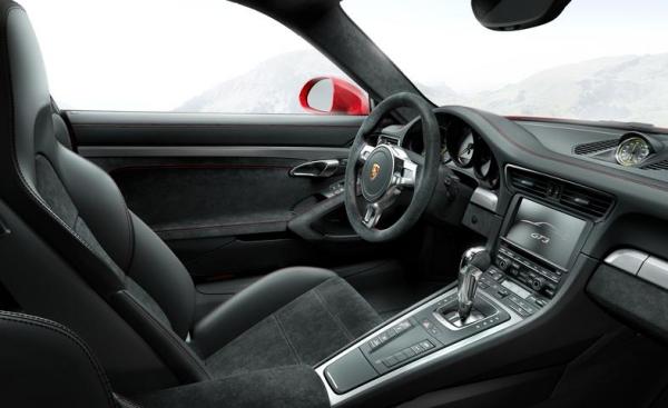 2013 Porsche 911 GT3