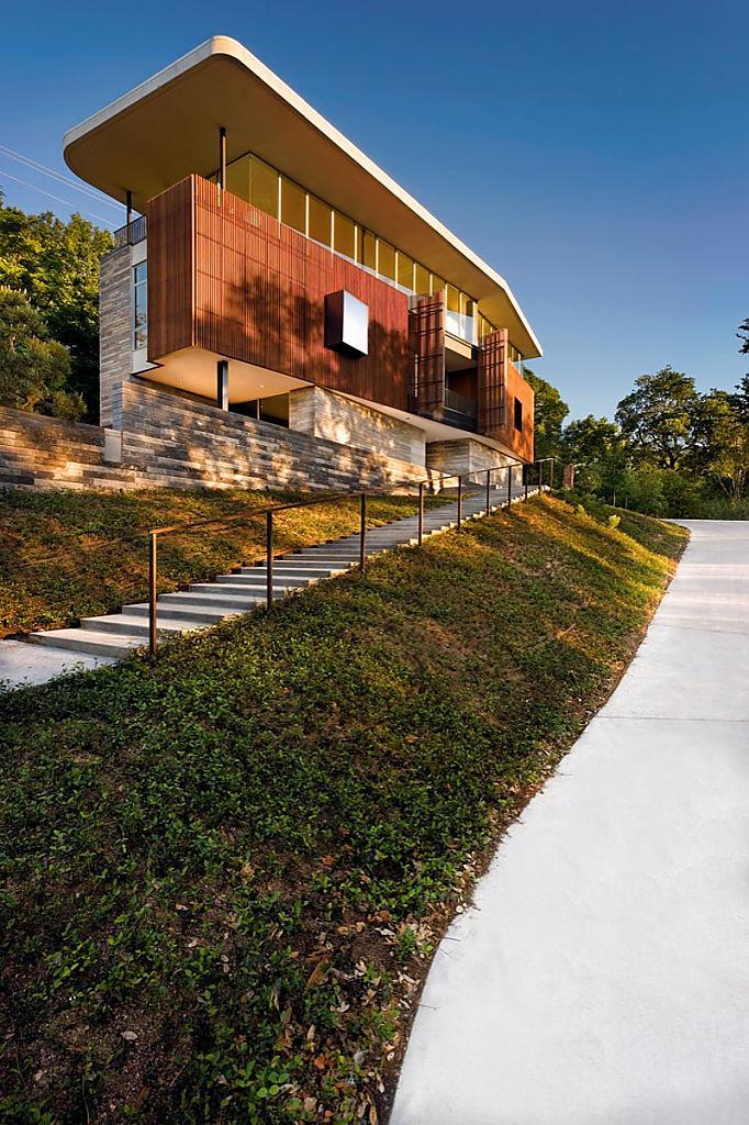 Красивые дома в Америке: фото винтажного East Windzor